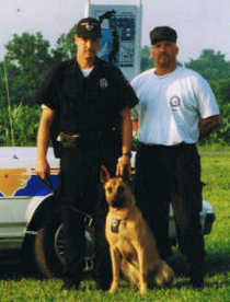 Narcotic Detection Dogs`